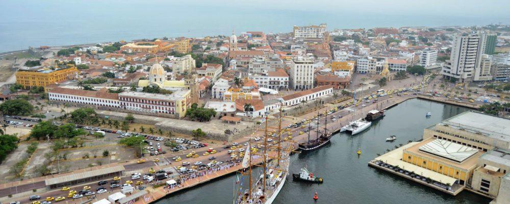 transportes de agua interior bahía de Cartagena